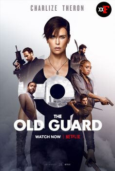 The Old Guard 2020 Netflix Filmi izle
