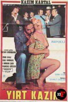 Yırt Kazım 1975 Erotik Film izle