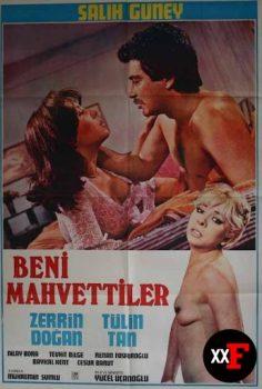 Beni Mahvettiler 1979 Salih Güney Erotik Film izle
