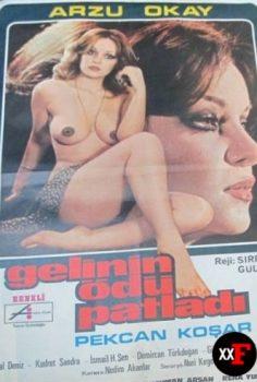 Gelinin Ödü Patladı 1975 Erotik Film izle