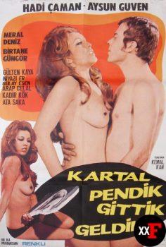 Kartal Pendik Gittik Geldik 1976 filmi izle