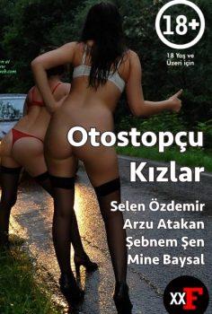 Otostopçu Kızlar Erotik seks filmi izle