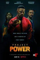 Proje (Project Power) 2020 filmi izle