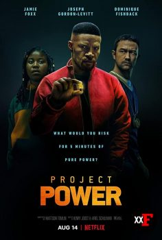 Proje (Project Power) 2020 filmi izle