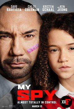 My Spy 2020 filmi izle Casusum Netflix izle