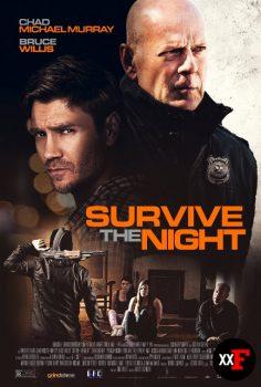 En Uzun Gece 2020 izle – Survive the Night izle