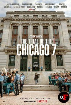 Şikago Yedilisi'nin Yargılanması (2020) Full HD izle