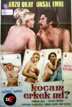 Kocam Erkek Mi? Yeşilçam Erotik Film izle