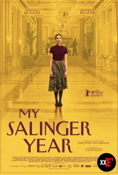 Salinger Yılım 2020 izle My Salinger Year Full hd izle