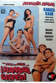 Tatlı ve Güzel İstanbul Geceleri 1979 Full hd izle
