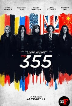 The 355 filmi 2021 Full hd izle